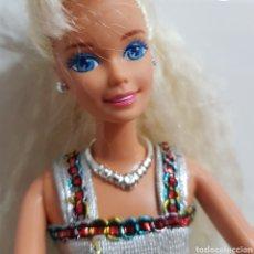 Barbie y Ken: PRECIOSA BARBIE DE MATTEL FABRICADA EN MALASIA.SE VENDE TAL CUAL SE VE EN LAS FOTOS.. Lote 131914455