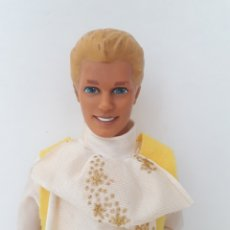 Barbie y Ken: KEN HOLLYWOOD CON TRAJE BESTIA (DISNEY) - MARCADO 1968 - 1991. Lote 132076146