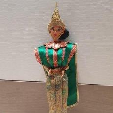 Barbie y Ken: BARBIE TAILANDIA COLECCION MUÑECAS DEL MUNDO MATTEL. Lote 132371598
