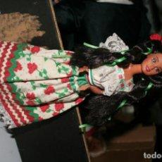 Barbie y Ken: MUÑECA BARBIE MEXICANA . Lote 132751078
