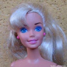 Barbie y Ken: MUÑECA BARBIE MATTEL 1993 ARTICULADA NUDE. Lote 132814698