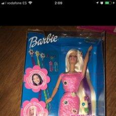 Barbie y Ken: BARBIE PELO SÚPER LARGO. Lote 133066215