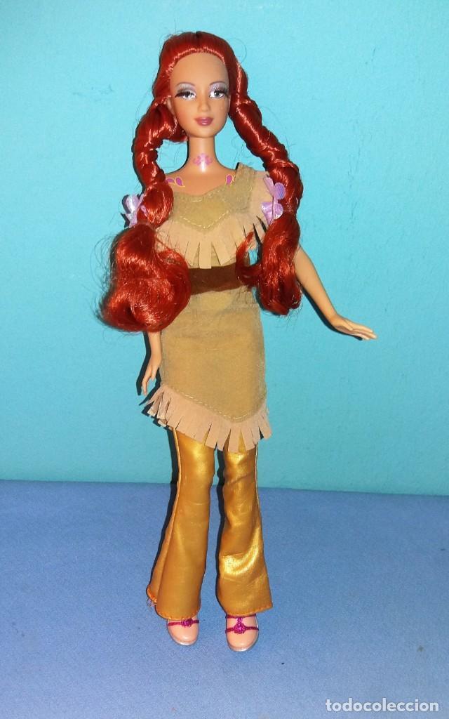Barbie y Ken: BARBIE PELIROJA EN MUY BUEN ESTADO VER FOTOS - Foto 2 - 133206198