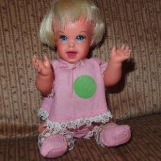 Barbie y Ken: BABY CHEERFUL TEARFUL,MATTEL,HONG KONG,BARBIE,AÑO 1966. Lote 127726587