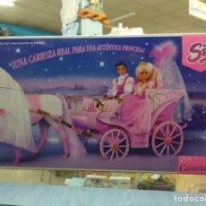 Barbie y Ken: CARROZA SINDY HASBRO. Lote 121936196