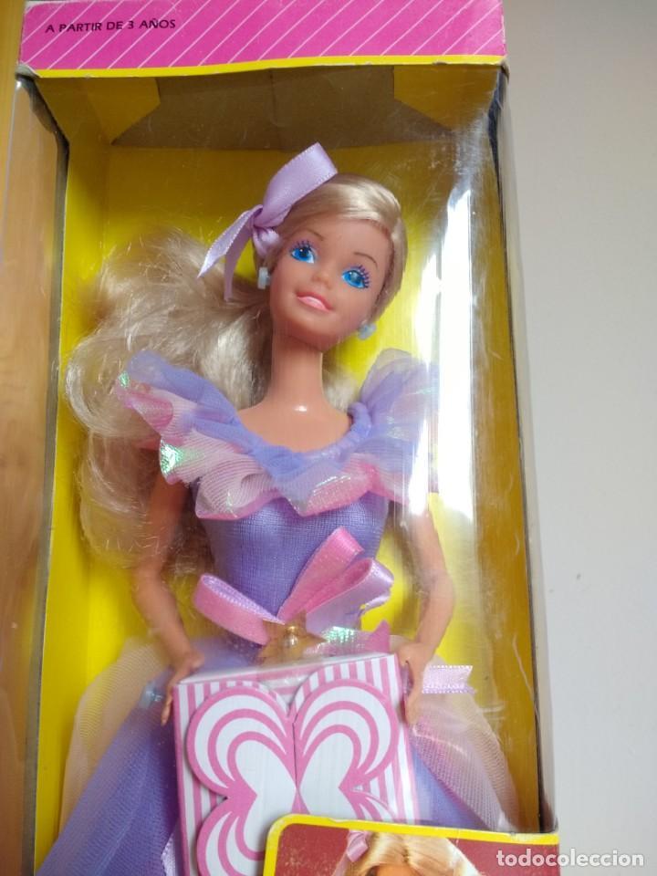 Barbie y Ken: Barbie Regalos nueva en caja - Foto 2 - 133933070