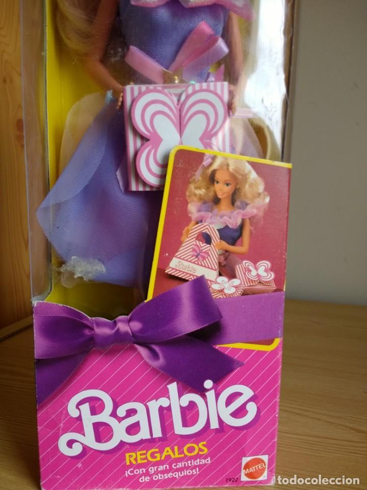 Barbie y Ken: Barbie Regalos nueva en caja - Foto 3 - 133933070
