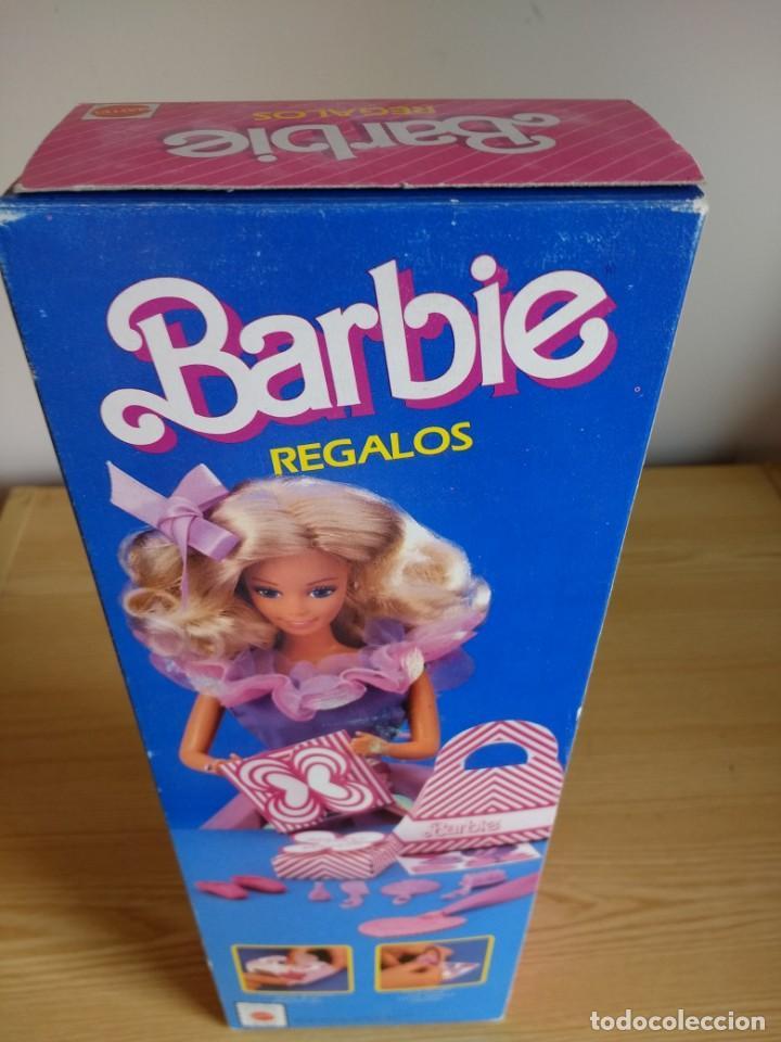 Barbie y Ken: Barbie Regalos nueva en caja - Foto 4 - 133933070