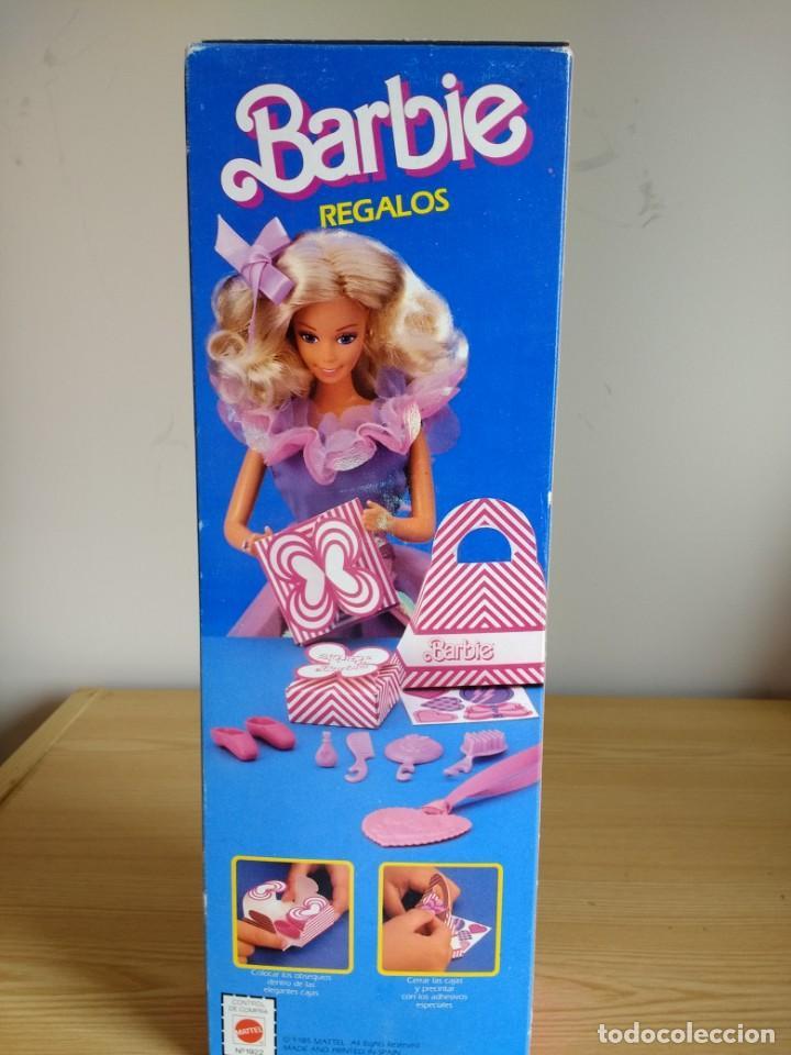 Barbie y Ken: Barbie Regalos nueva en caja - Foto 6 - 133933070