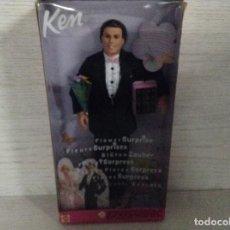 Barbie y Ken: MUÑECO KEN,MATTEL. Lote 134429494