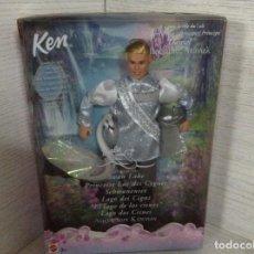 Barbie y Ken - Muñeco Ken principe Daniel (El Lago de los Cisnes),MATTEL. - 134601218