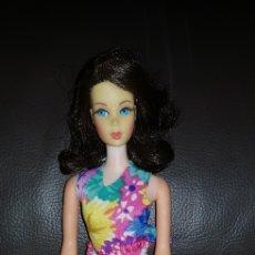 Barbie y Ken: BARBIE TNT HAIR FAIR VINTAGE 1967 BARBIE DOLL MATTEL US PATEND MADE IN JAPAN. Lote 134780691