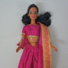 Barbie y Ken: MUÑECA BARBIE INDIA MATTEL MALAYSIA 1966 .. Lote 135653727