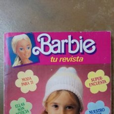Barbie y Ken: BARBIE TU REVISTA. NÚMEROS 6,7,8,9 Y 10. AÑO 1985. 5 REVISTAS ENCUADERNADAS.. Lote 136460332