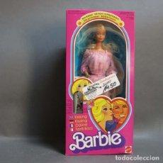 Barbie y Ken: BARBIE KISSING EN SU CAJA ORIGINAL SIN USAR. MATTEL 1978. (BRD). Lote 136704418