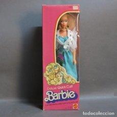 Barbie y Ken: BARBIE DE LUXE QUICK CURL EN SU CAJA ORIGINAL SIN USAR. MATTEL 1975. (BRD). Lote 136704630