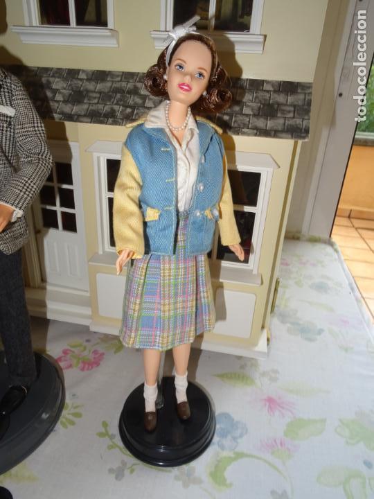 Barbie y Ken: BARBIE LOVES FRANK SINATRA - MATTEL - BARBIE LOVES POP CULTURE 1999 - Foto 10 - 138741506
