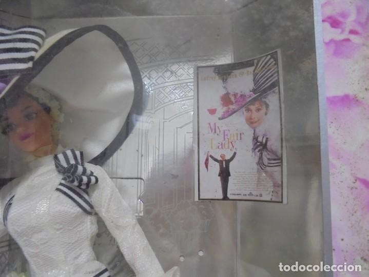 Barbie y Ken: BARBIE. ELIZA DOOLITTLE EN MY FAIR LADY. EN CAJA. NUEVA SIN USAR. VER FOTOS - Foto 6 - 139179382