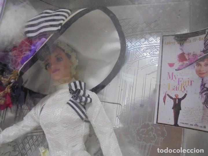 Barbie y Ken: BARBIE. ELIZA DOOLITTLE EN MY FAIR LADY. EN CAJA. NUEVA SIN USAR. VER FOTOS - Foto 9 - 139179382