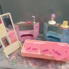 Barbie y Ken - lote accesorios tienda boutique barbie mattel congost vintage años 80 - 139505858