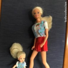 Barbie y Ken: BARBIE Y SHELLY VA DE COMPRAS CON DEFECTO. Lote 140222630