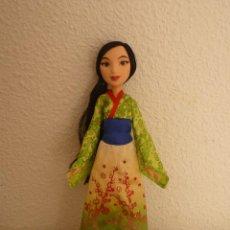 Barbie y Ken: PRINCESA ARTICULADA DISNEY MULAN- HASBRO- NUEVA. Lote 140350130