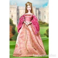 Barbie y Ken: BARBIE COLLECTOR PRINCESS OF ENGLAND. PRINCESS OF THE WORLD. Lote 140769750