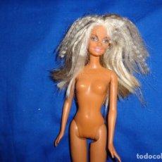Barbie y Ken: BONITA BARBIE MATTEL INC AÑO 1998 PELO A MECHAS SIN SEÑAL DE MORDIZCO! 111-1. Lote 142086294