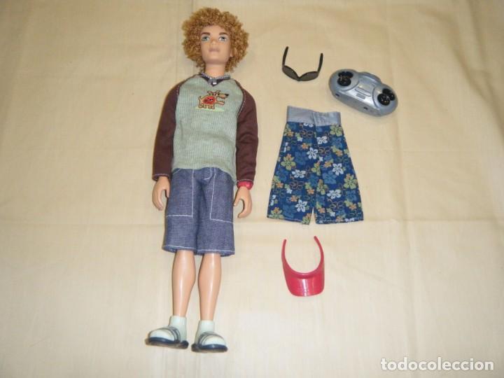MY SCENE BRYANT COMPLETAMENTE ORIGINAL Y CON SUS ACCESORIOS (Juguetes - Muñeca Extranjera Moderna - Barbie y Ken)
