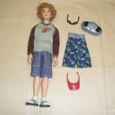 Barbie y Ken: MY SCENE BRYANT COMPLETAMENTE ORIGINAL Y CON SUS ACCESORIOS. Lote 142212198