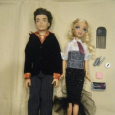 Barbie y Ken: BARBIE MY SCENE Y RIVER . NIGHT ON THE TOWN. EDICIÓN LIMITADA.COMPLETAMENTE ORIGINAL . Lote 142212326