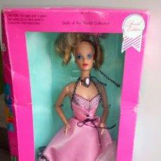Barbie y Ken: BARBIE PARISIAN NUEVA EN SU CAJA. PARIS. Lote 142253461