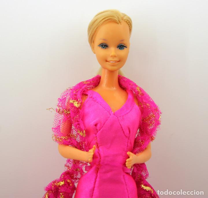 ANTIGUA BARBIE SUPERSTAR - MARCADA CONGOST MATTEL EN ESPALDA - TODA DE ORIGEN (Juguetes - Muñeca Extranjera Moderna - Barbie y Ken)