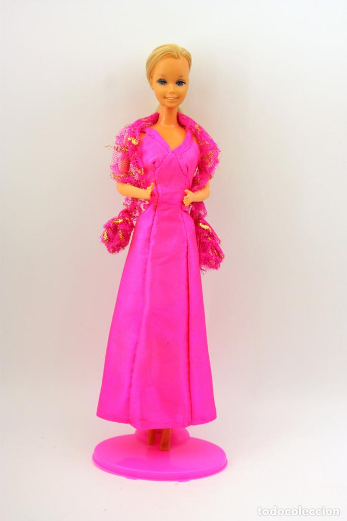 Barbie y Ken: ANTIGUA BARBIE SUPERSTAR - MARCADA CONGOST MATTEL EN ESPALDA - TODA DE ORIGEN - Foto 2 - 142296630