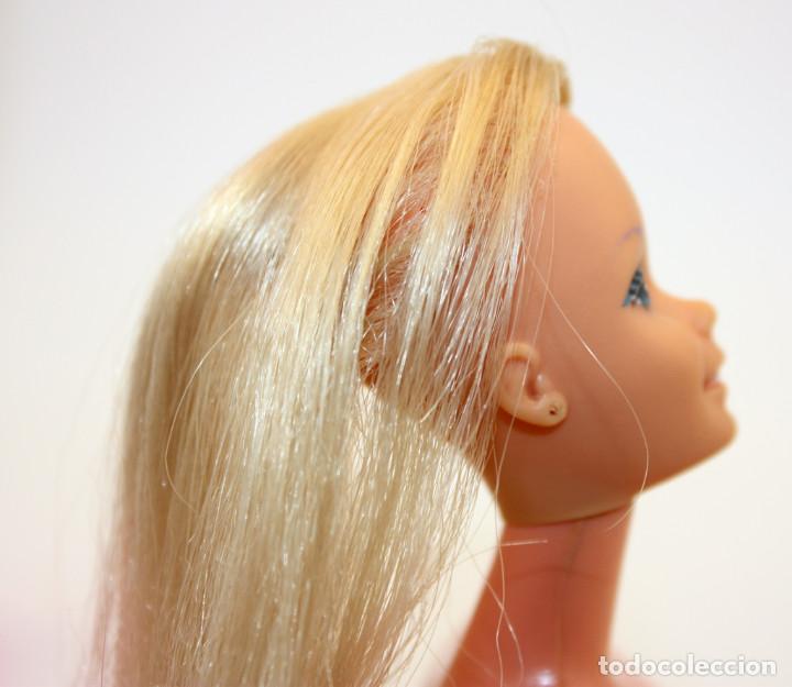 Barbie y Ken: ANTIGUA BARBIE SUPERSTAR - MARCADA CONGOST MATTEL EN ESPALDA - TODA DE ORIGEN - Foto 17 - 142296630