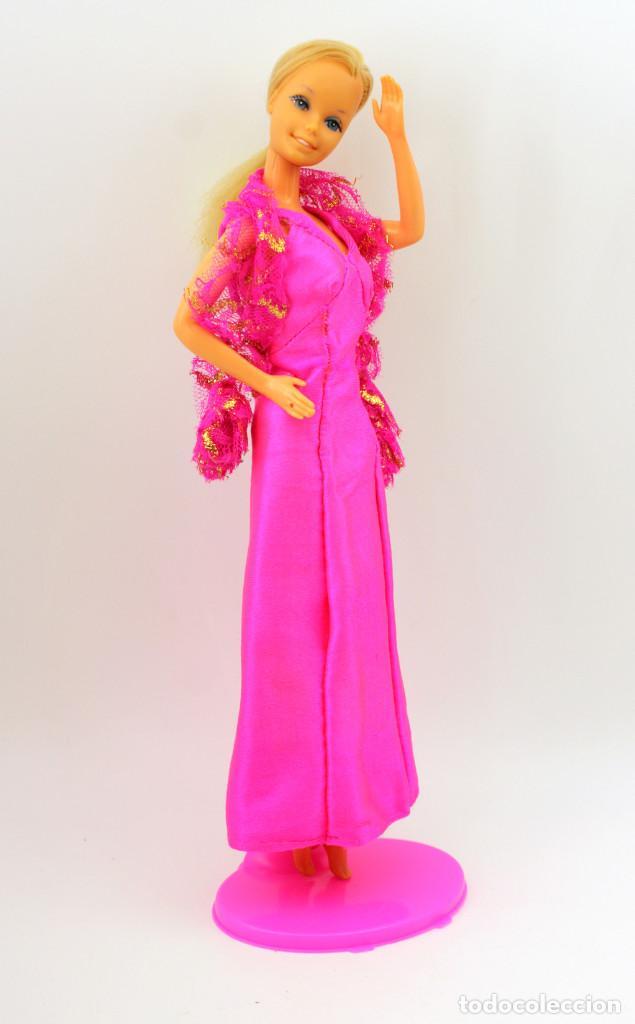 Barbie y Ken: ANTIGUA BARBIE SUPERSTAR - MARCADA CONGOST MATTEL EN ESPALDA - TODA DE ORIGEN - Foto 24 - 142296630