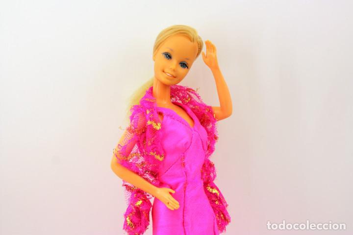 Barbie y Ken: ANTIGUA BARBIE SUPERSTAR - MARCADA CONGOST MATTEL EN ESPALDA - TODA DE ORIGEN - Foto 25 - 142296630