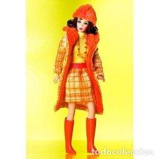 Barbie y Ken - MUÑECA BARBIE COLLECTOR MATTEL GOLD LABEL MADE FOR EACH OTHER REPRODUCCIÓN 1969 MOD. NUEVA 2006 - 142793286