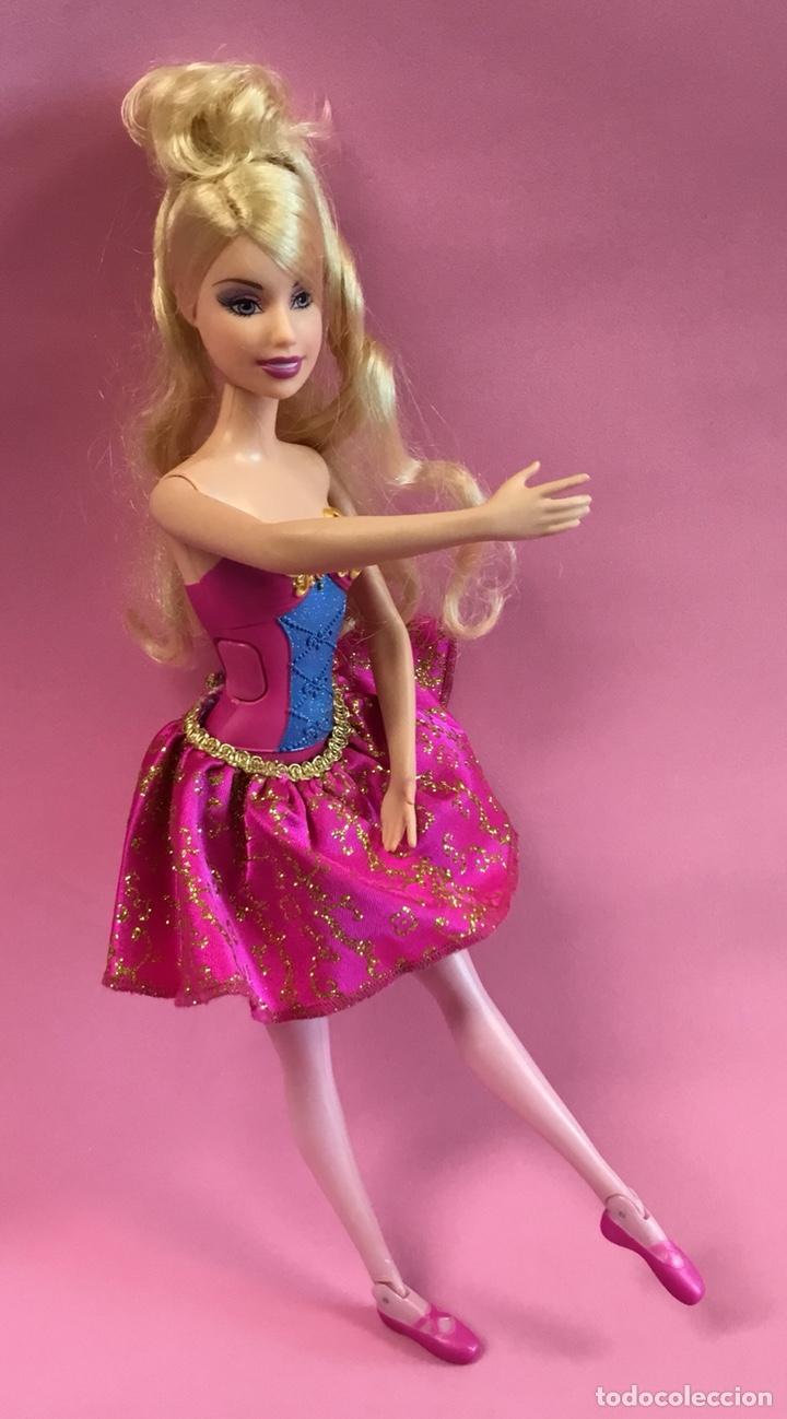 Barbie y Ken: Barbie ballet bailarina - Foto 2 - 225959678
