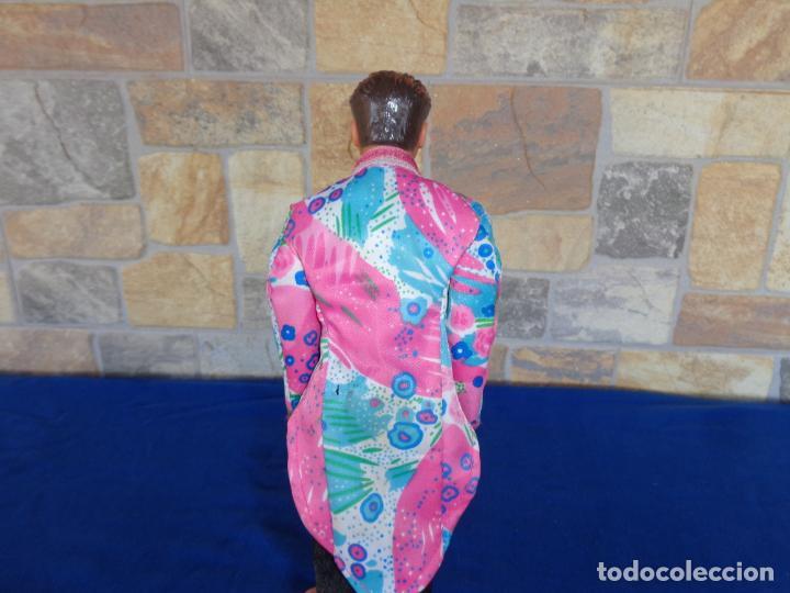 Barbie y Ken: KEN - ANTIGUO MUÑECO KEN DEREK ROCKERS EN LA NUCA MATTEL 1985 VER FOTOS! SM - Foto 4 - 144788362