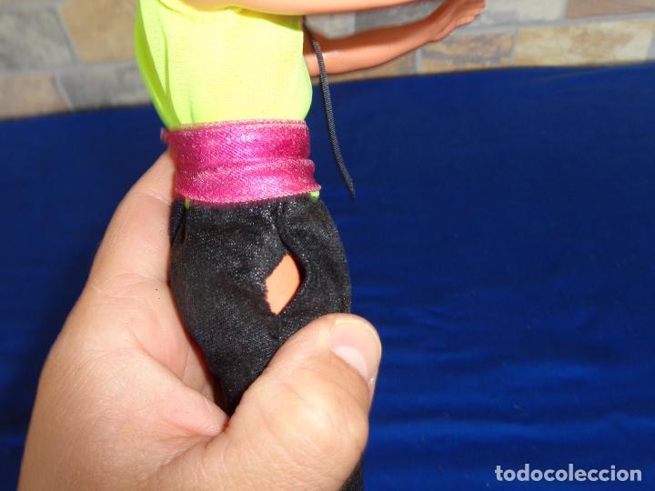 Barbie y Ken: KEN - ANTIGUO MUÑECO KEN DEREK ROCKERS EN LA NUCA MATTEL 1985 VER FOTOS! SM - Foto 9 - 144788362