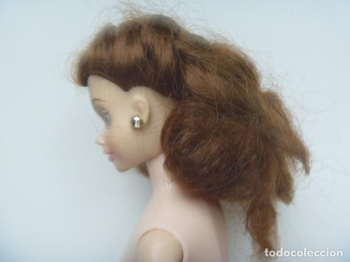 Barbie y Ken: BARBIE MUÑECA ARTICULADA VESTIDO DE GALA Y ABRIGO DISEÑO ESTILO PELÍCULA DISNEY OPORTUNIDAD - Foto 11 - 146674946