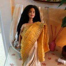 Barbie y Ken: MUÑECA BARBIE PRINCESAS DEL MUNDO INDIA. Lote 146773053