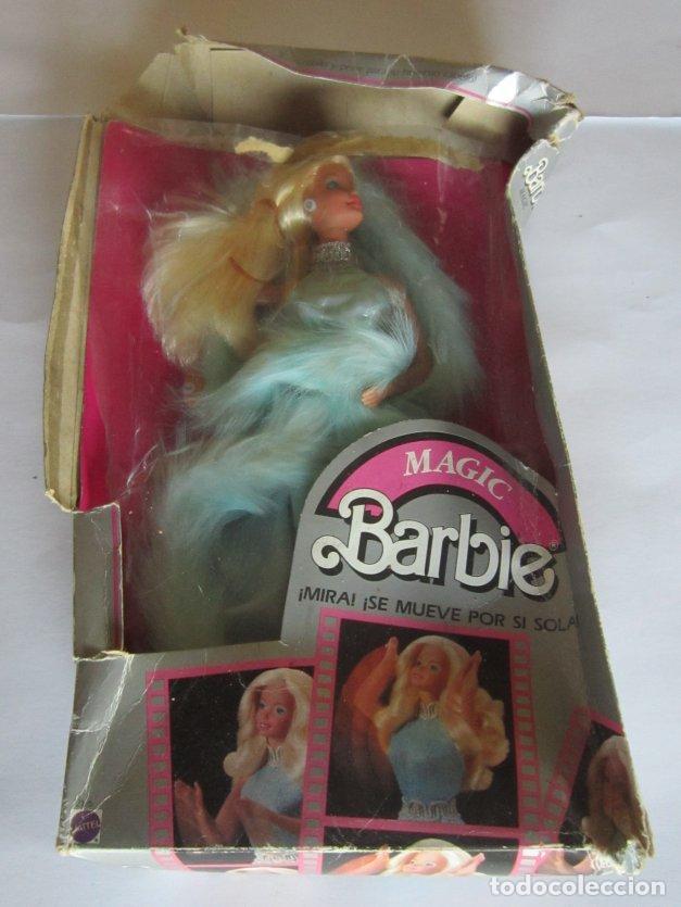 MUÑECA BARBIE MAGIC EN CAJA. CC (Juguetes - Muñeca Extranjera Moderna - Barbie y Ken)
