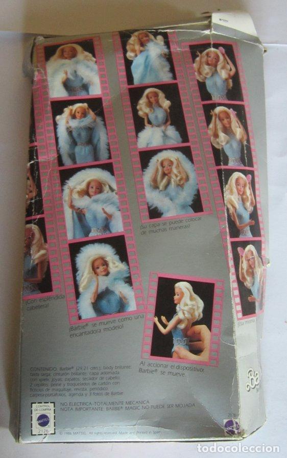 Barbie y Ken: MUÑECA BARBIE MAGIC EN CAJA. CC - Foto 2 - 146973014