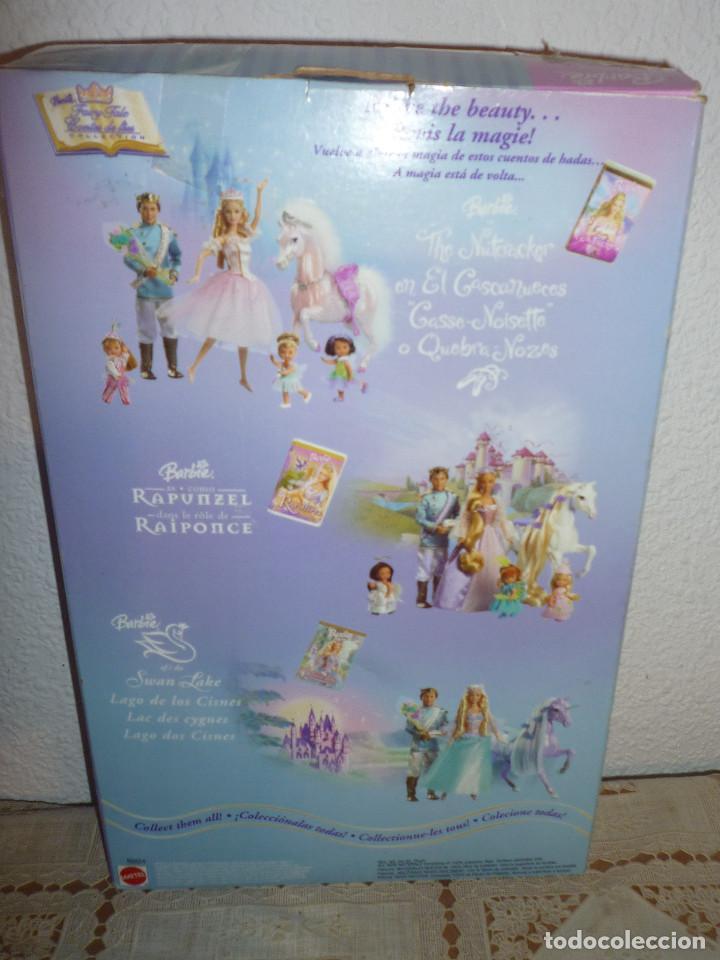 Barbie y Ken: BARBIE COLECCION DE CUENTOS DE HADAS - LA PRINCESA DE SUGARPLUM EN EL CASCANUECES - Foto 2 - 147061914