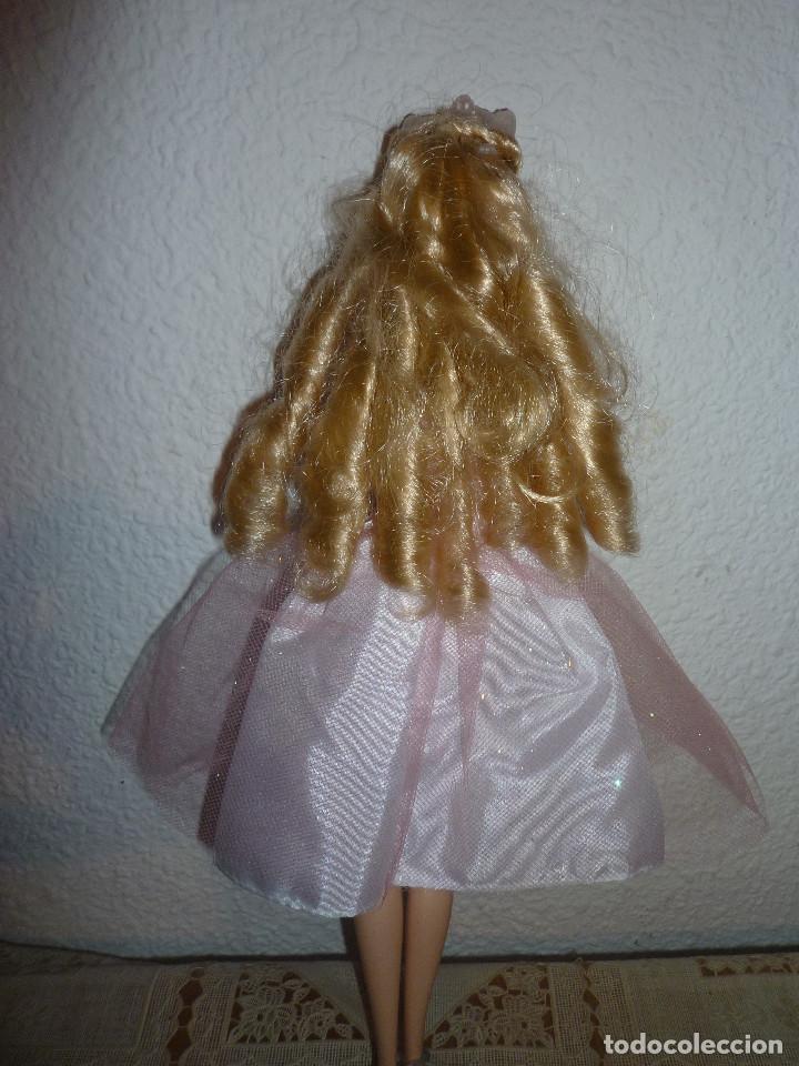 Barbie y Ken: BARBIE COLECCION DE CUENTOS DE HADAS - LA PRINCESA DE SUGARPLUM EN EL CASCANUECES - Foto 4 - 147061914