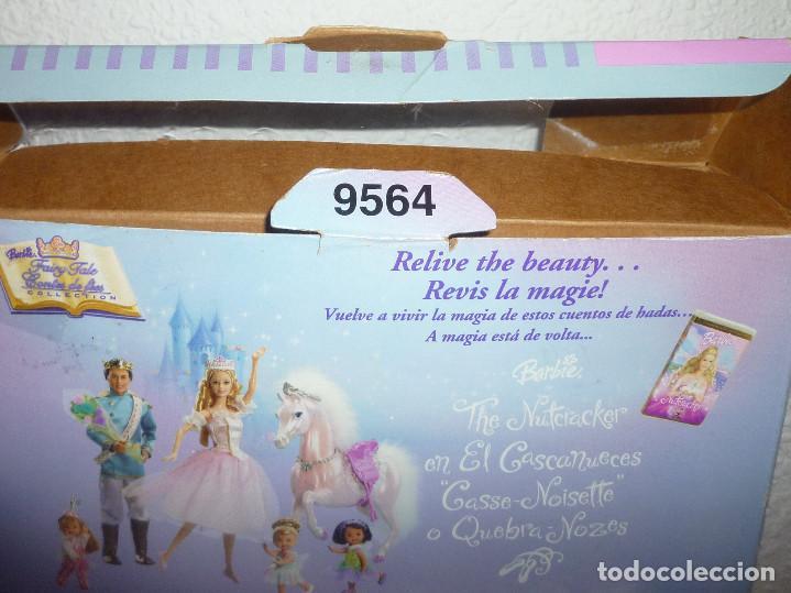 Barbie y Ken: BARBIE COLECCION DE CUENTOS DE HADAS - LA PRINCESA DE SUGARPLUM EN EL CASCANUECES - Foto 11 - 147061914