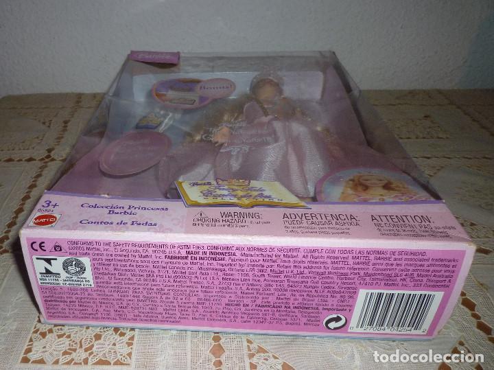 Barbie y Ken: BARBIE COLECCION DE CUENTOS DE HADAS - LA PRINCESA DE SUGARPLUM EN EL CASCANUECES - Foto 14 - 147061914