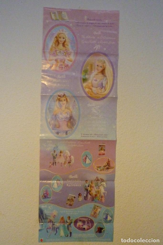 Barbie y Ken: BARBIE COLECCION DE CUENTOS DE HADAS - LA PRINCESA DE SUGARPLUM EN EL CASCANUECES - Foto 16 - 147061914